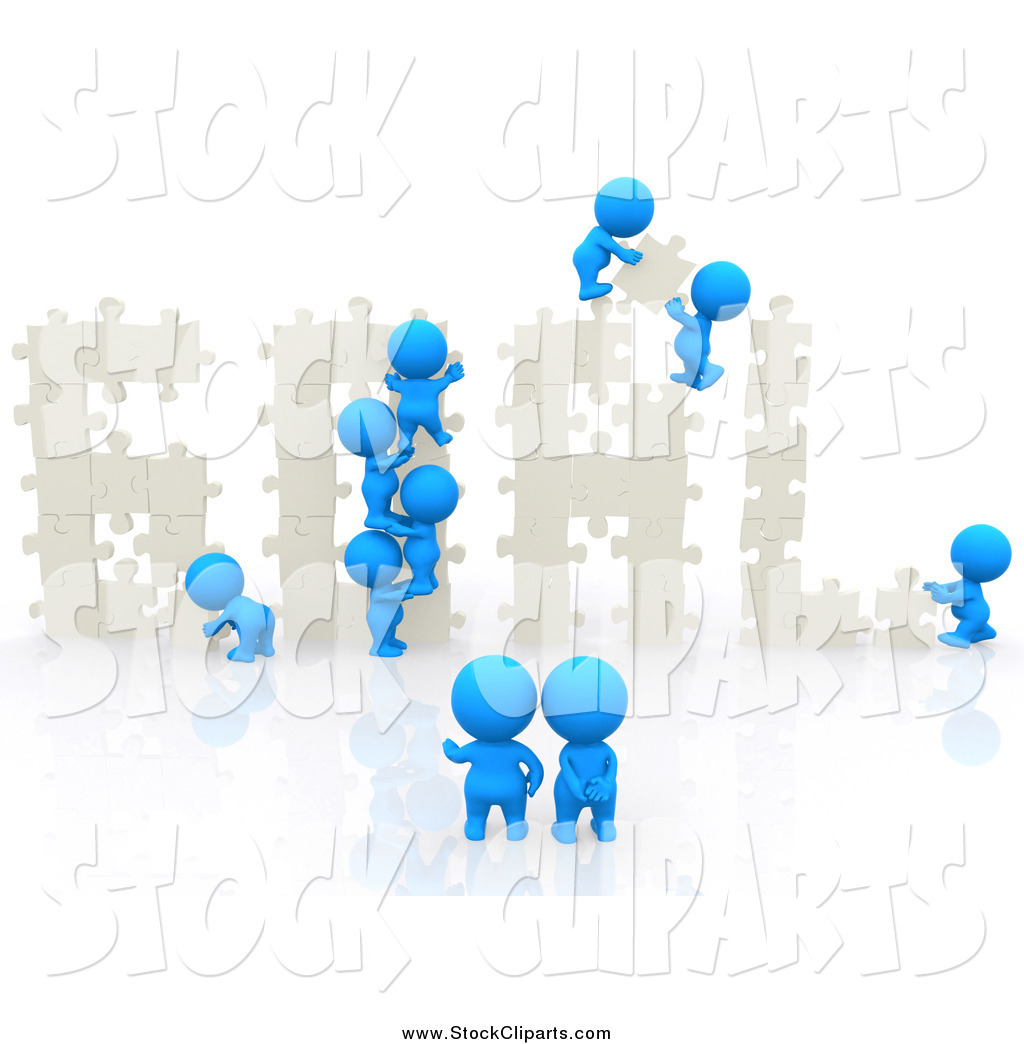 Team Of People Clipart.