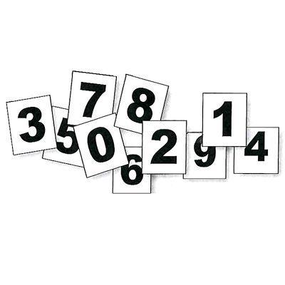 Team Penning Numbers.