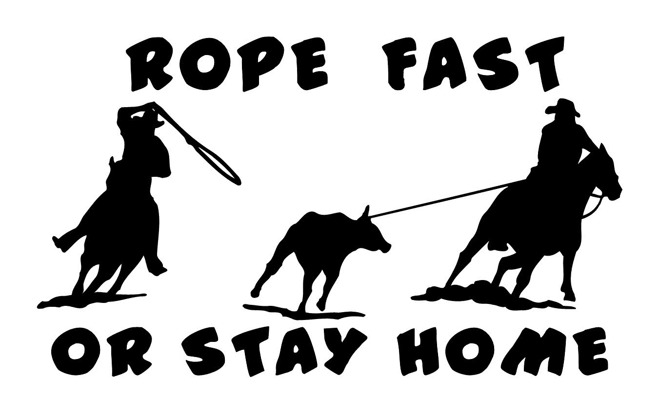 Team Roping Clipart Clipground