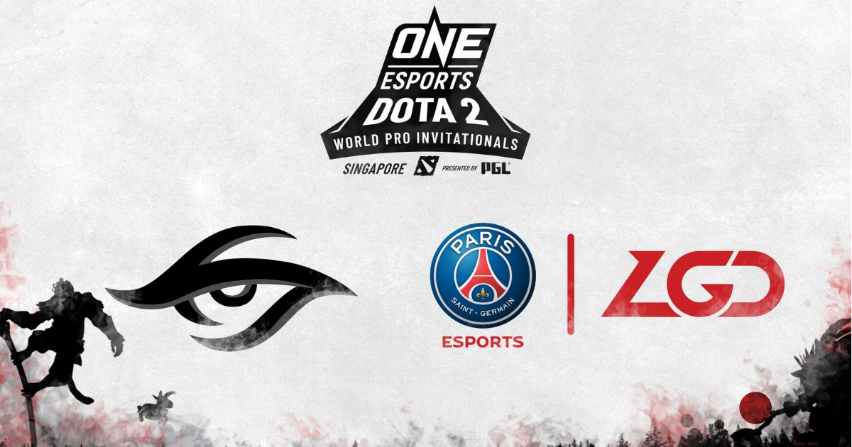 Dota 2 Singapore Tournament By ONE Esports Has US$500K Prize.