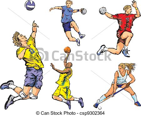 Team sports Clipart and Stock Illustrations. 105,414 Team sports.