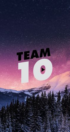 21 Best Team 10 Wallpapers images.
