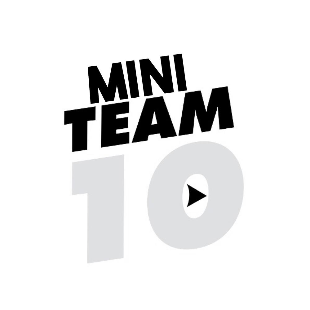 Team 10 Logos.