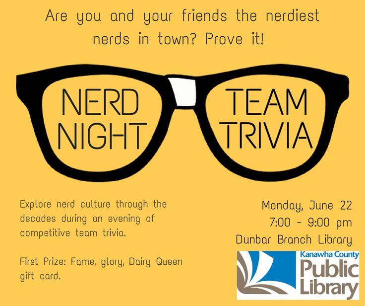 17 Best images about Trivia Night on Pinterest.