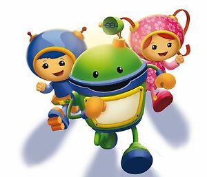 Details about TEAM UMIZOOMI POSTER.