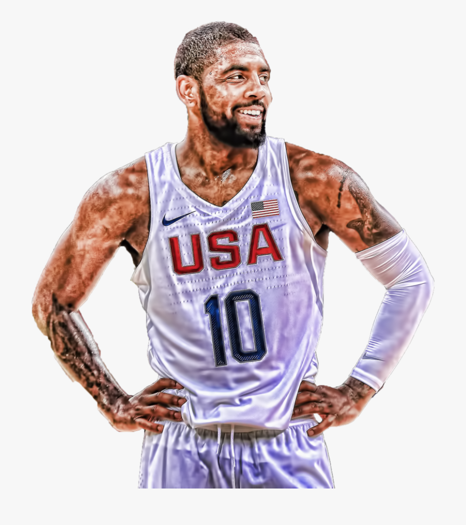 Kyrie Irving Team Usa Png , Png Download.