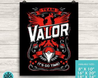 Team Valor Clipart.