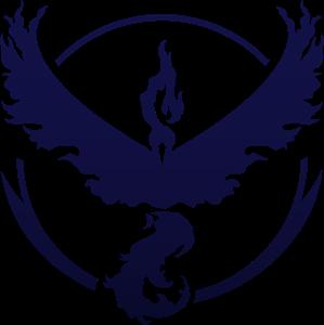 Pokemon GO Team Valor Logo Vector (.AI) Free Download.