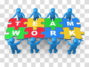 Team Work transparent background PNG cliparts free download.