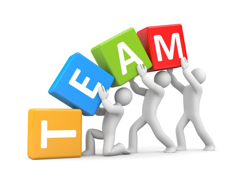 Free Teamwork Clipart Pictures.