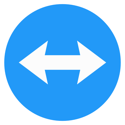Connect, logo, social, teamviewer icon.