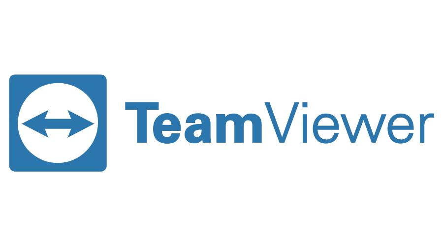 TeamViewer Logo Vector.