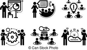 Teamwork Clipart and Stock Illustrations. 163,945 Teamwork vector.