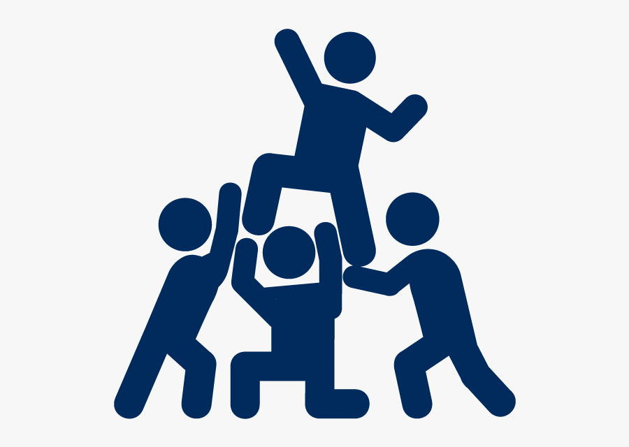 Free Stock Teamwork Clipart Team Building.