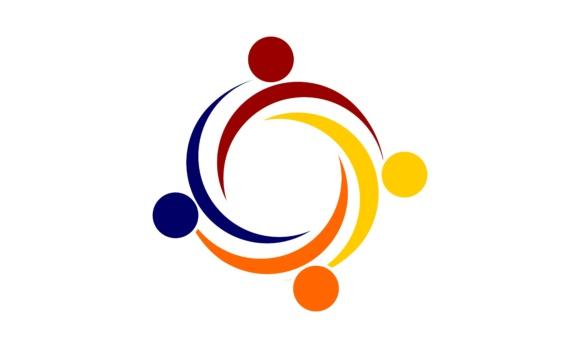 Social Teamwork Logo.