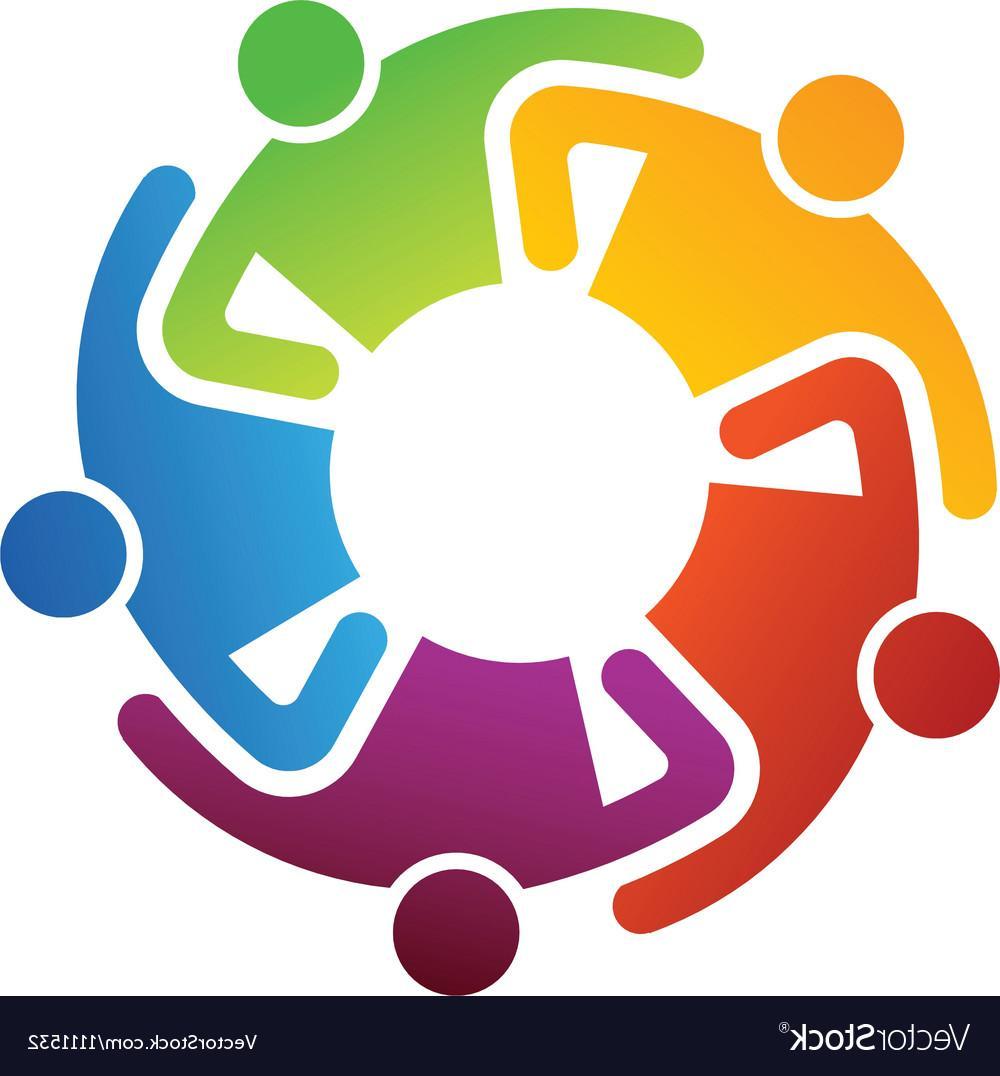 Best Free Teamwork Logo Vector File Free » Free Vector Art.