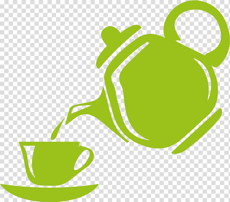 Teapot Teacup , afternoon tea transparent background PNG.