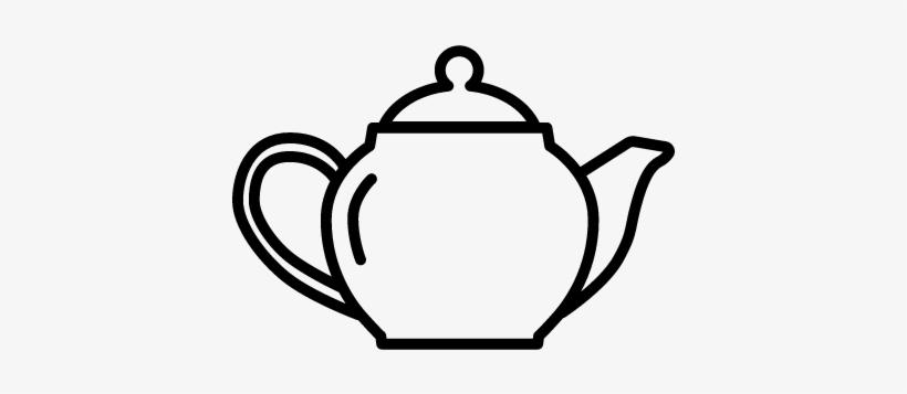 Teapot Vector.