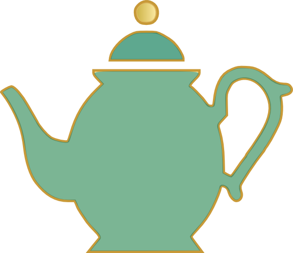 Free Teapot Outline, Download Free Clip Art, Free Clip Art.