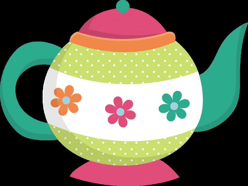 Teapot Clipart Images.