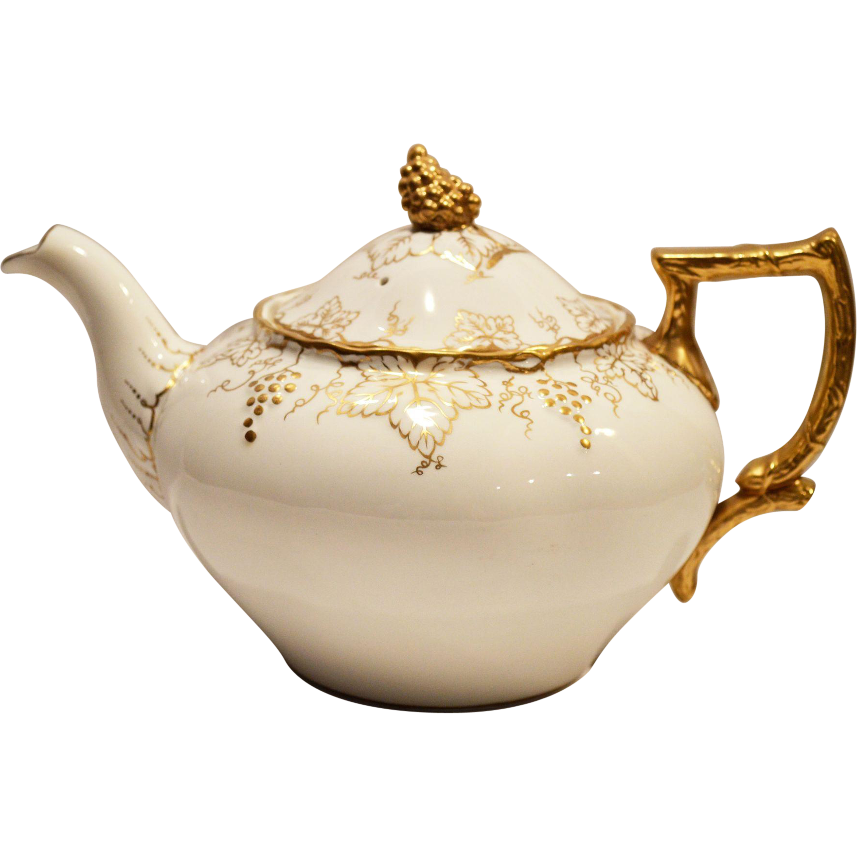 Teapot PNG Image Transparent Background.