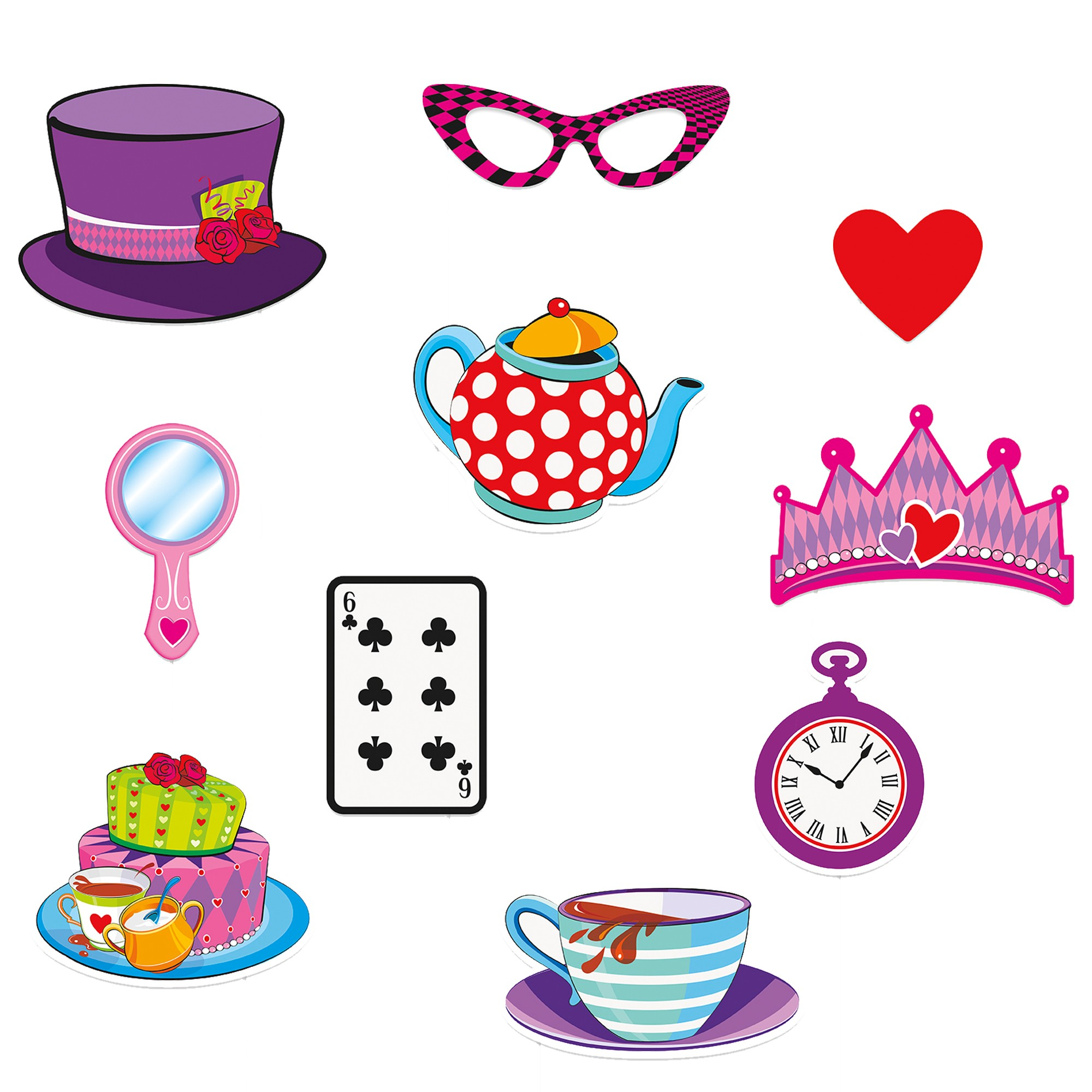 Cake clipart mad hatter, Cake mad hatter Transparent FREE.