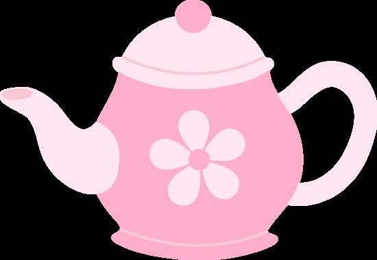 Clipart tea pots.