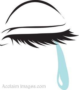 Tear Clip Art Free.