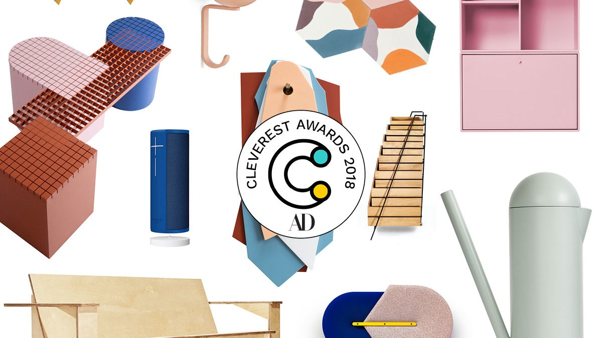 The Cleverest Awards 2018 : 50 Designs That Just Do It.