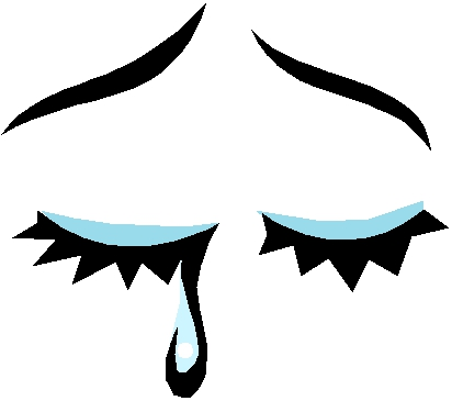 Crying Tears Clipart#2089011.