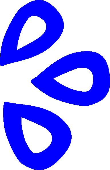 Blue Tears Clip Art at Clker.com.