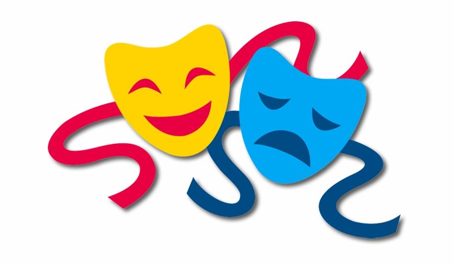 Mascaras De Teatro Png , Png Download.