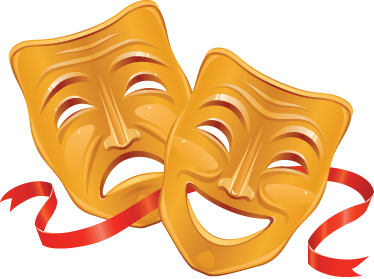 Mascara de teatro png clipart images gallery for free.