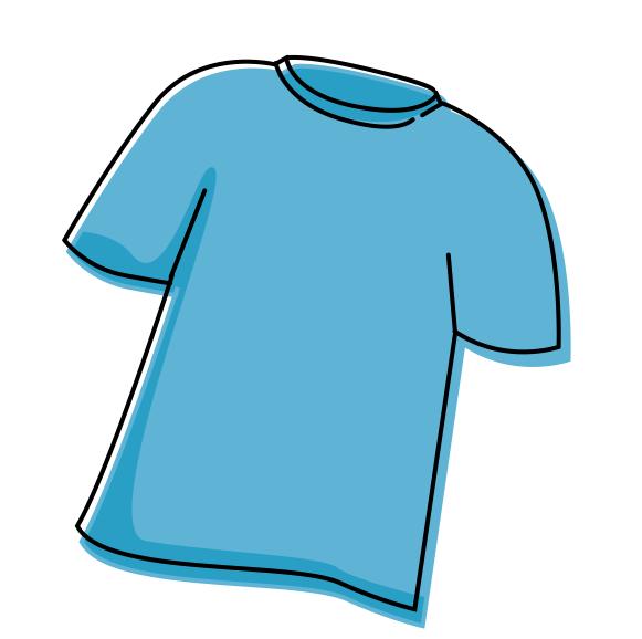 Shirt Outline Printable.