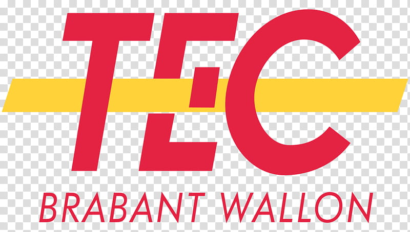 Bus Cartoon, Tec Brabant Wallon, Logo, Area, Text.