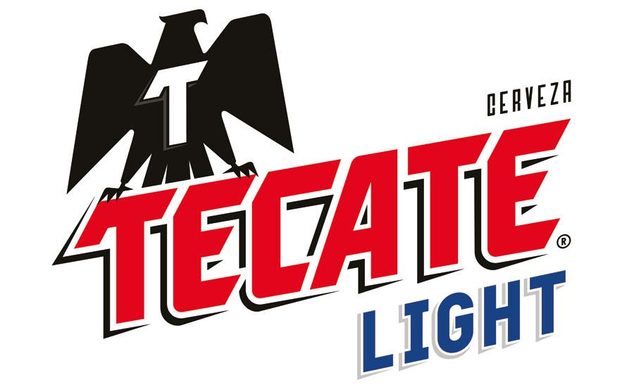 Tecate light Logos.