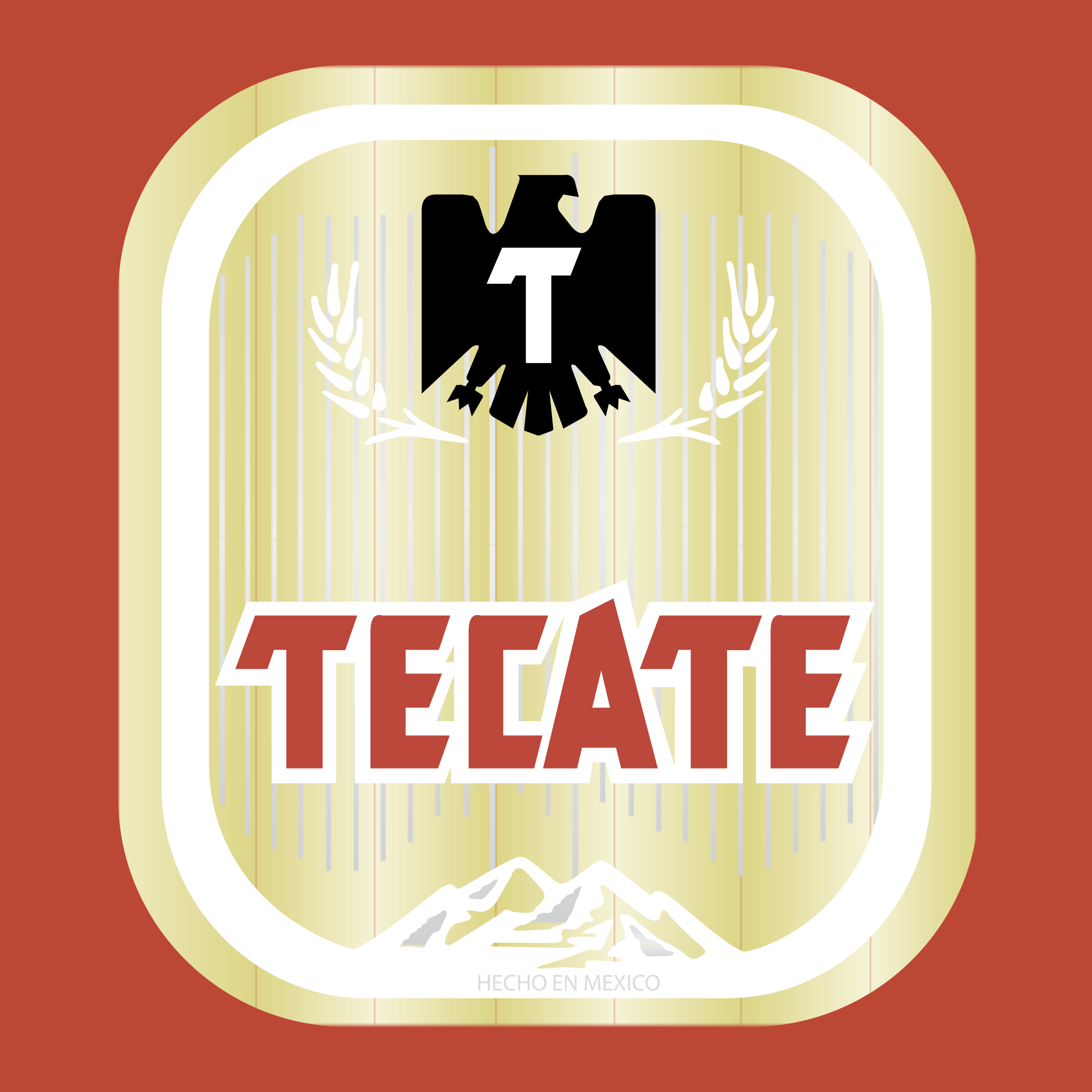 Tecate Logo PNG Transparent & SVG Vector.