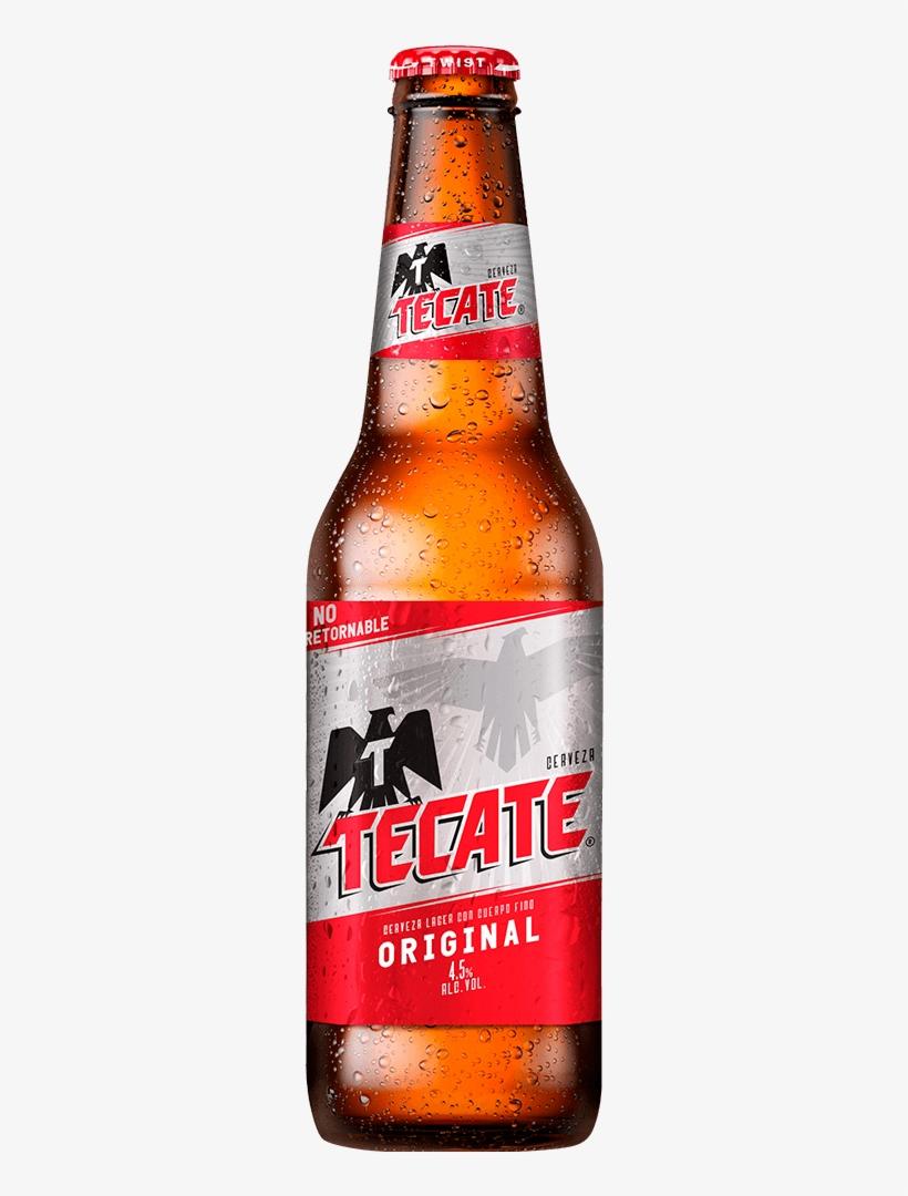 Cerveza Tecate Png.