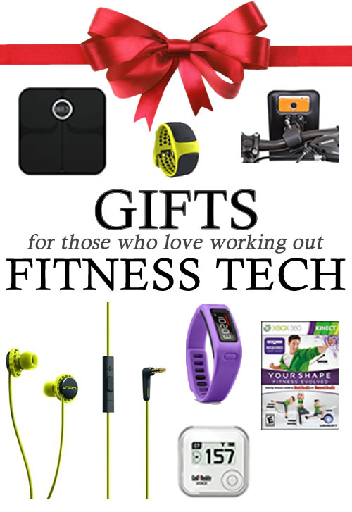 Tech Gift Ideas: Awesome Tech Fitness Gifts.