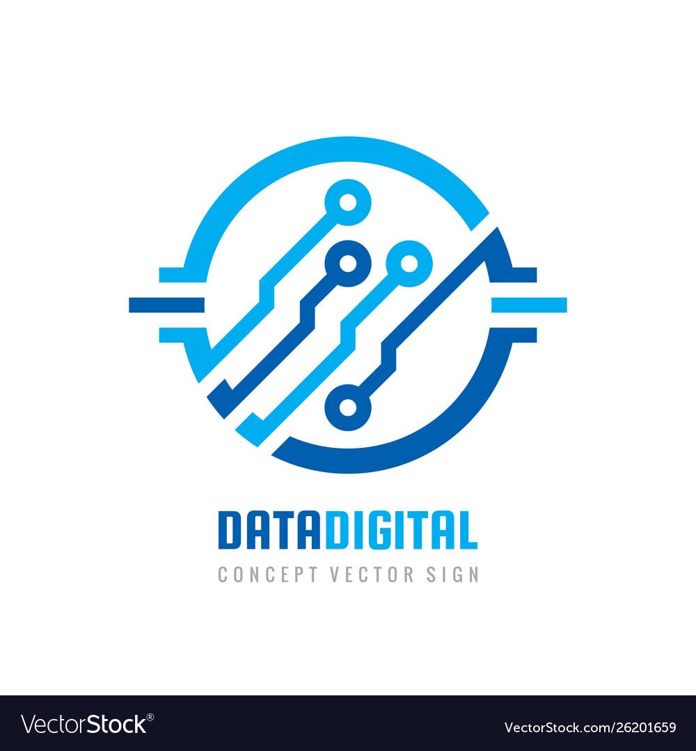 Data digital electronic technology.