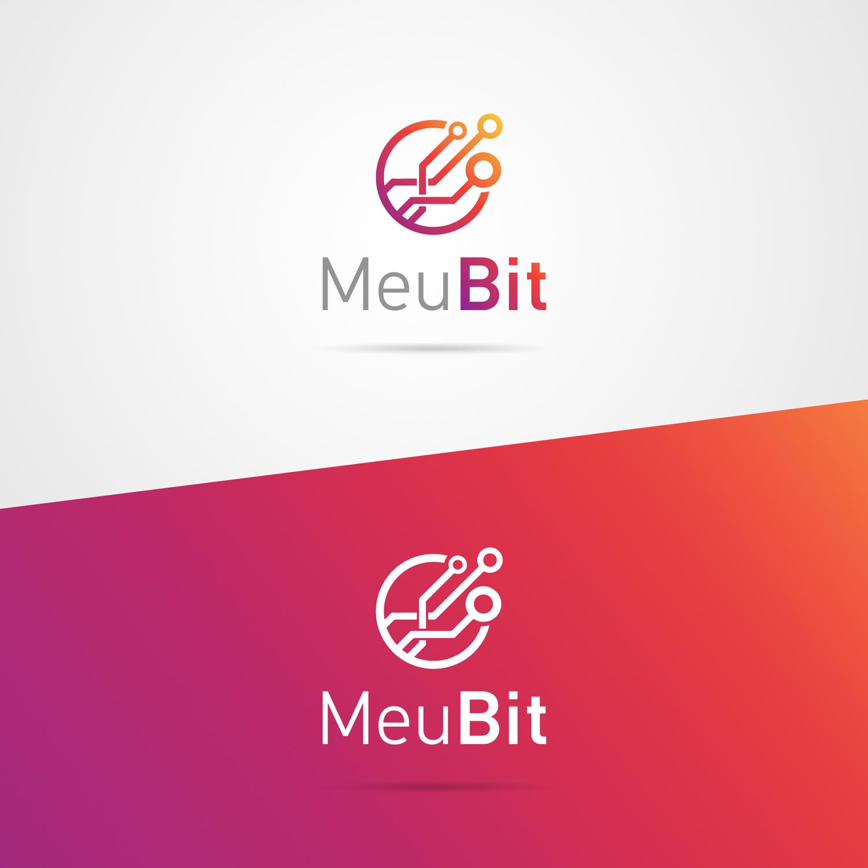 Modern, Professional, Tech Logo Design for Meu Bit by NZ.