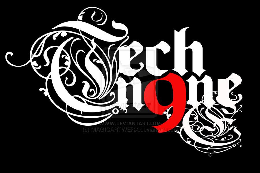 Tech n9ne Logos.