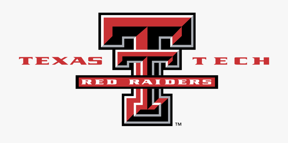 Texas Tech Red Raiders Logo Png Transparent.