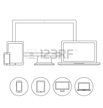 Technical device clipart #15