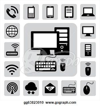 Network device clip art free.