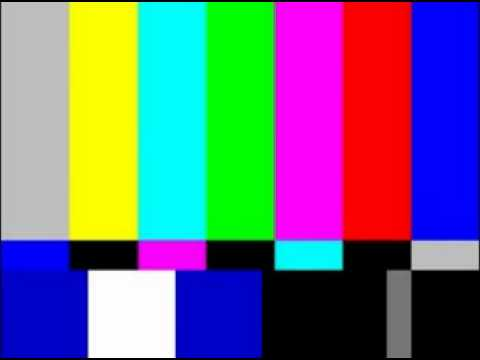 Please Stand By Video Effect.