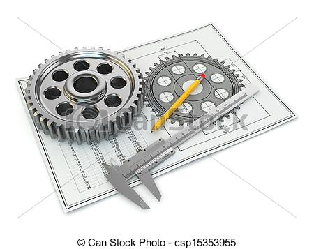 Engineering drawing Clipart and Stock Illustrations. 21,353.
