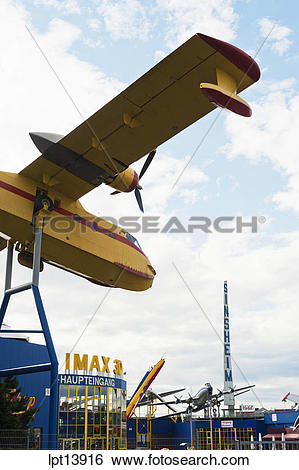 Stock Images of CANADAIR CL.