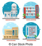 Technopark Clip Art Vector and Illustration. 4 Technopark clipart.