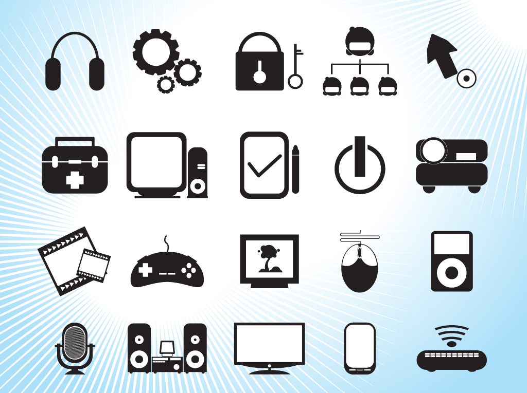 Technology Clipart.